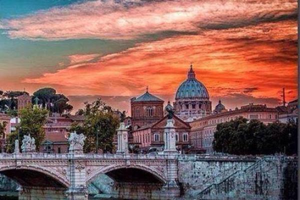 Caterina al Vaticano