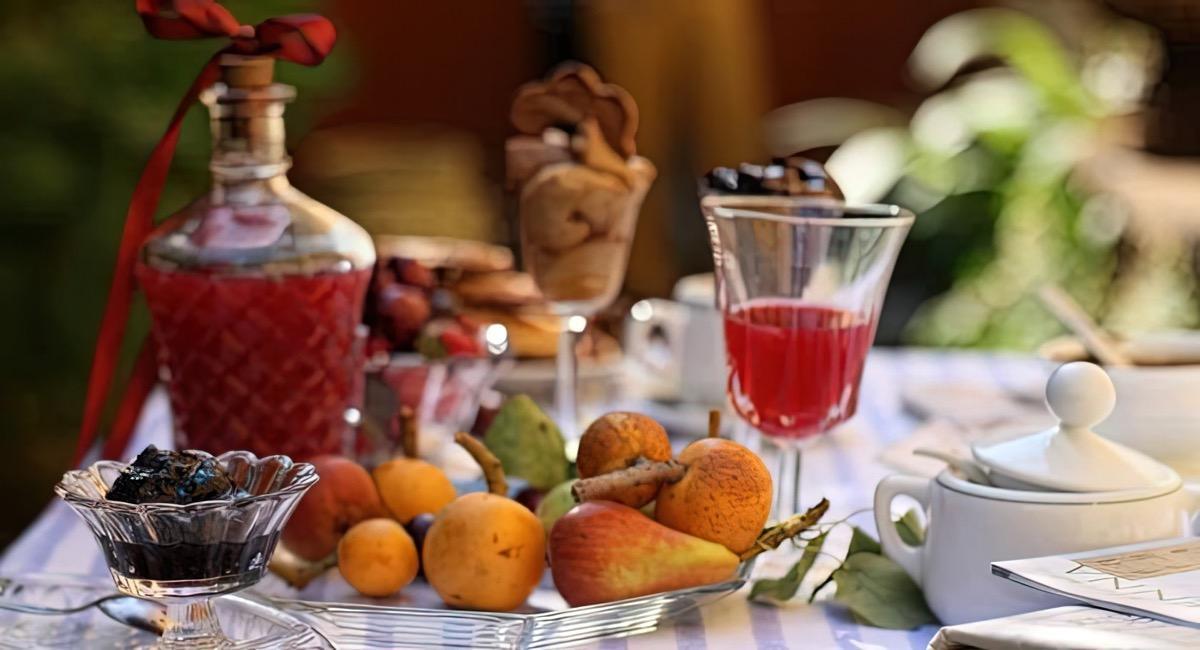 La colazione di B&B CAPANNETTI