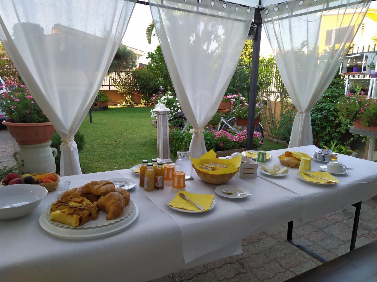 La colazione di B&B L'ASFODELO