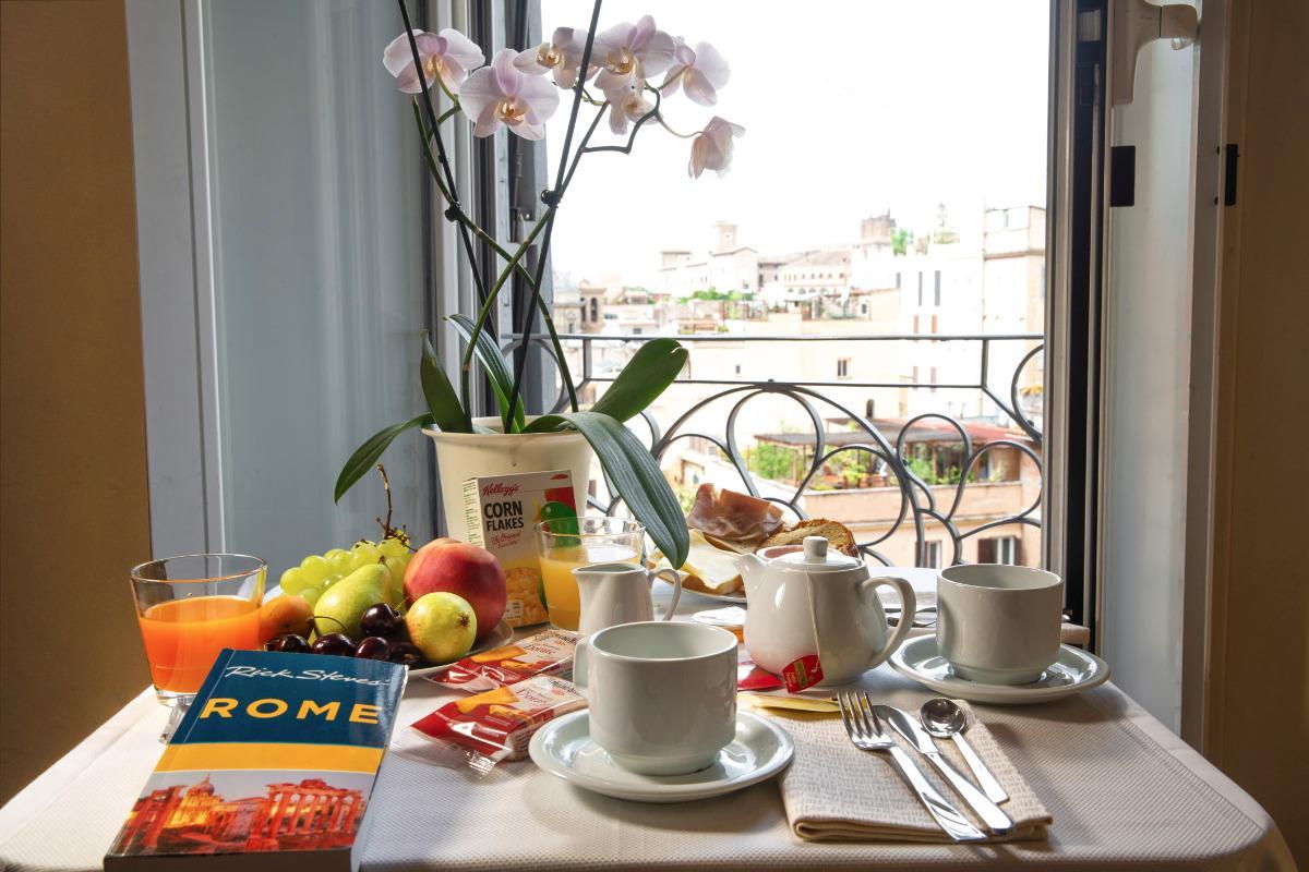 La colazione di TOURIST HOUSE B&B