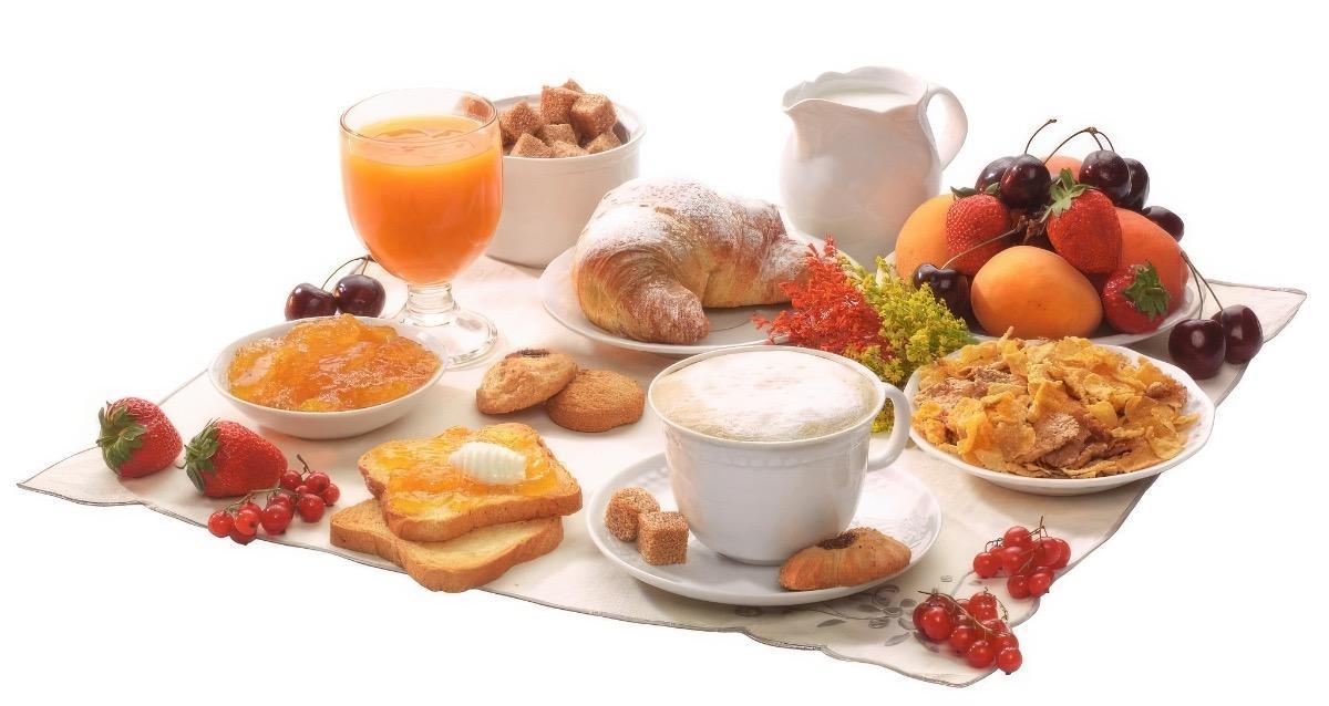 La colazione di AGRITURISMO DA MERLO