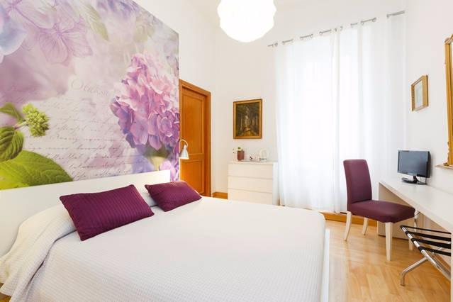 B b a casa boschi guest house roma for Casa fabbrini guest mansion roma