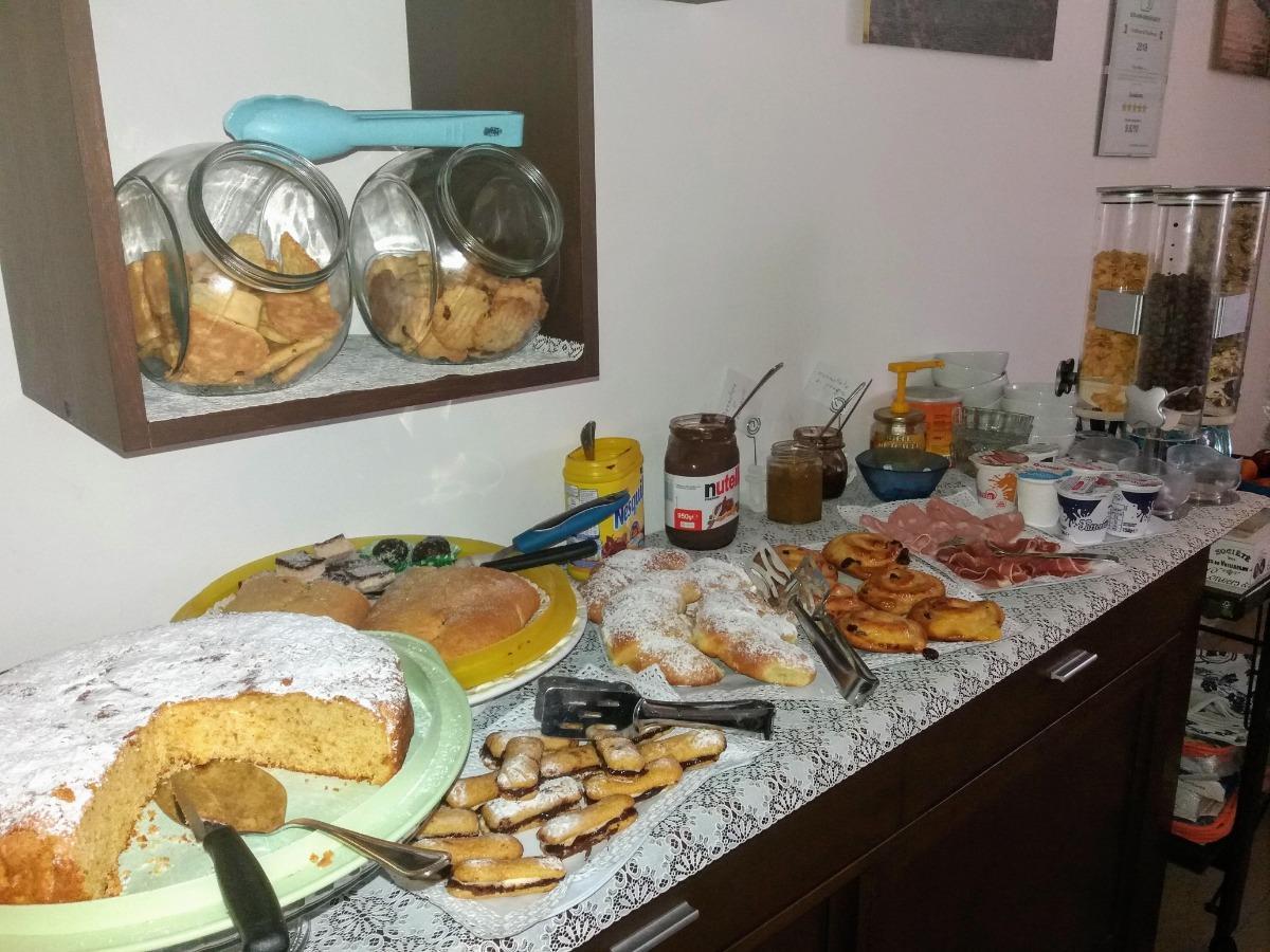 La colazione di TERRA, MARE, E...