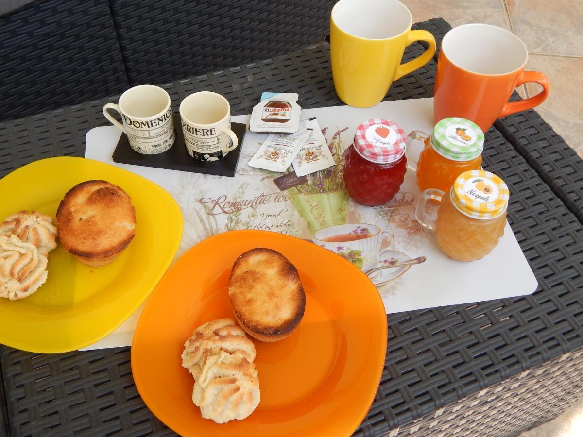 La colazione di B&B ARCOBALENO