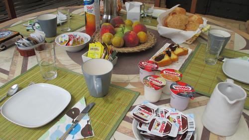 La colazione di BORGO DEI FERRARESI