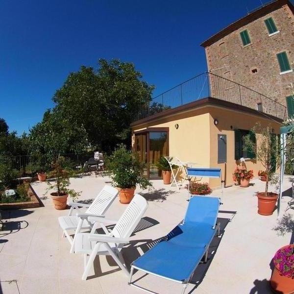 saturnia residence