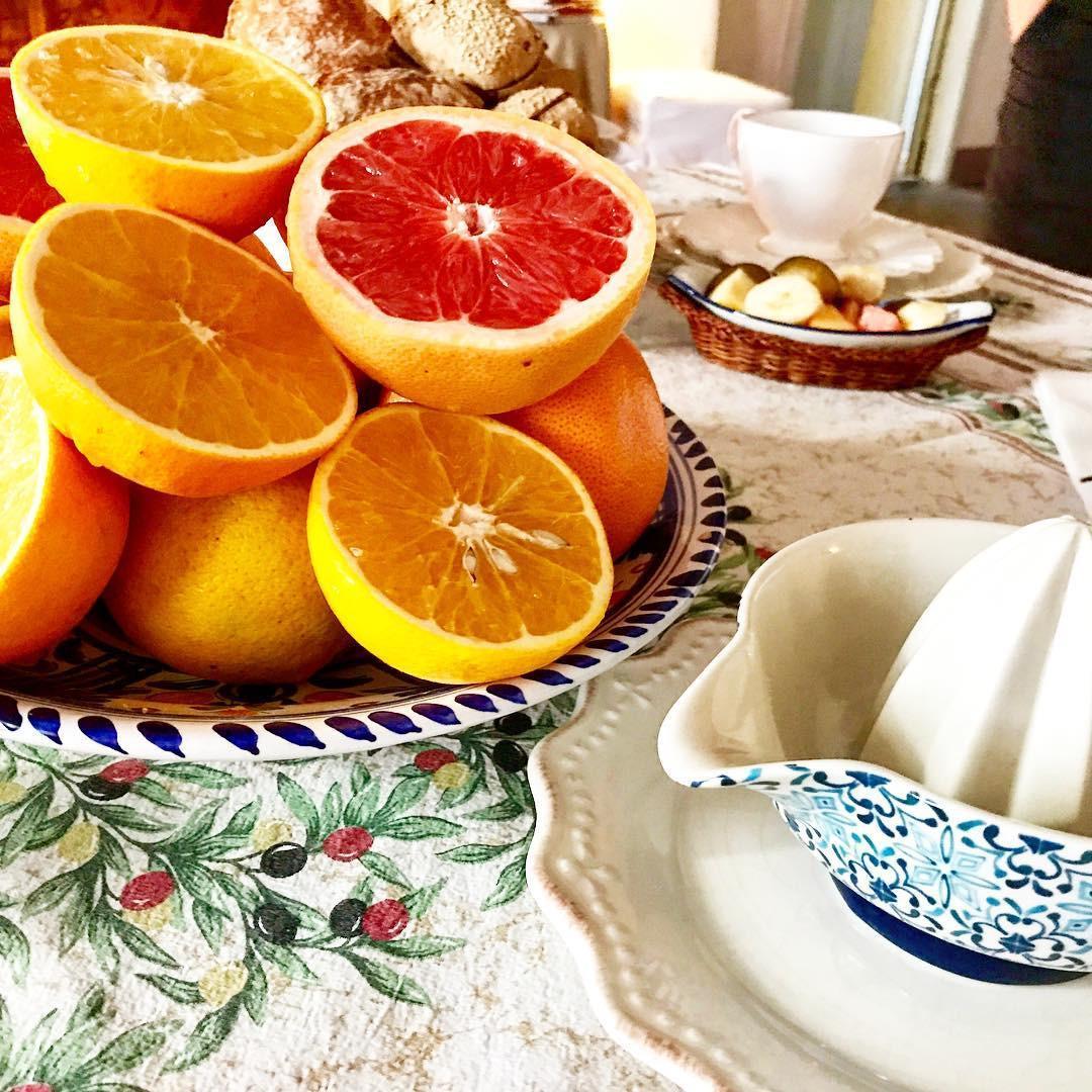 La colazione di CASA ALBERTIERI