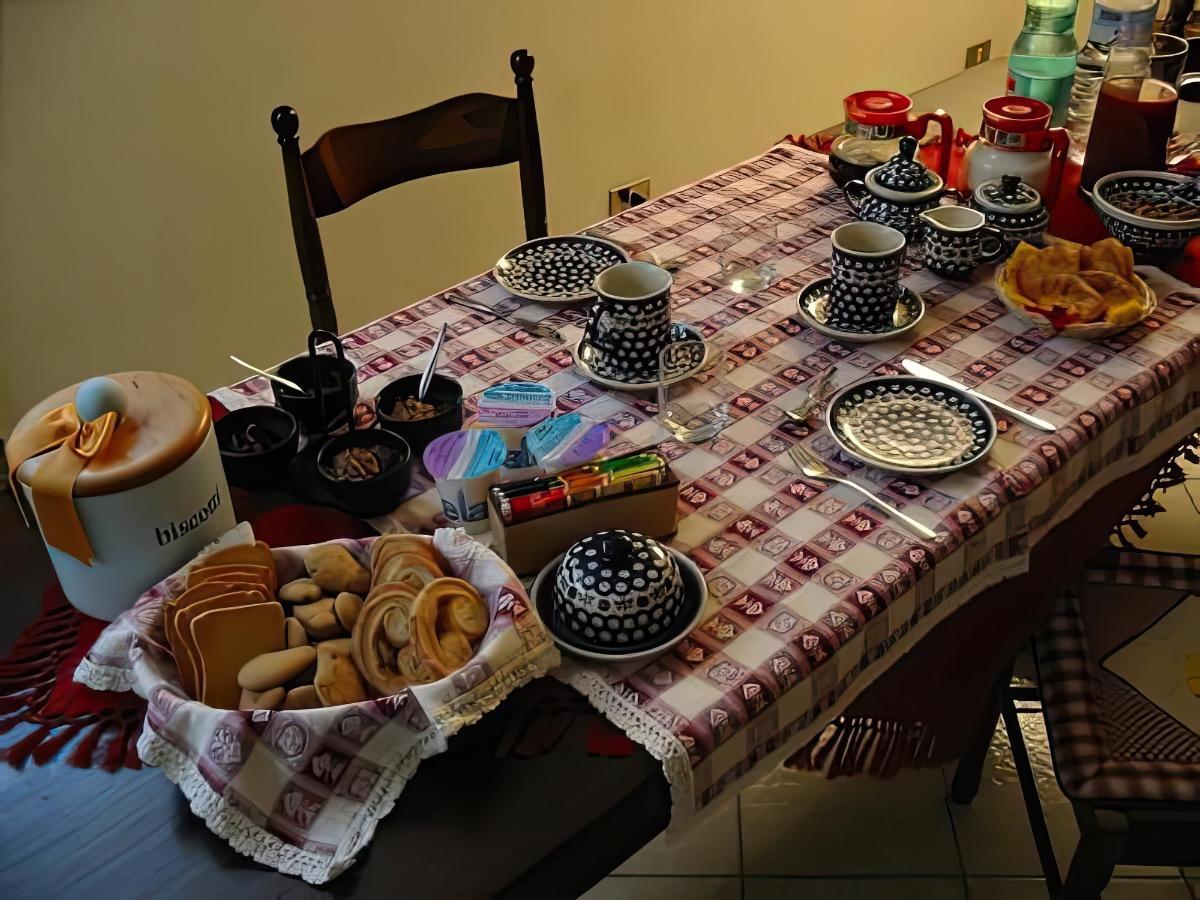 La colazione di BAU' IMELDA B&B