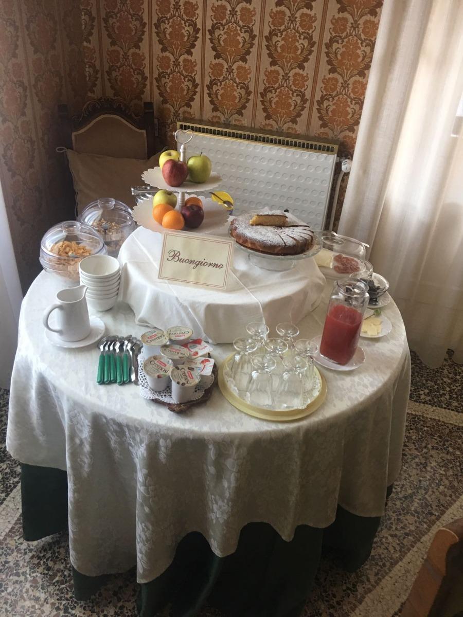 La colazione di LA PANORAMICA