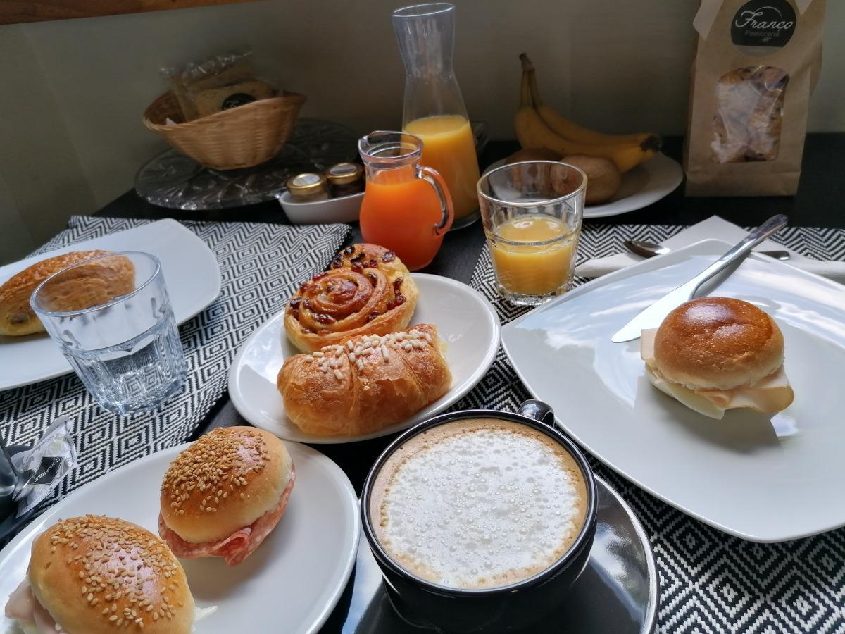 La colazione di VILLA MARIA B&B