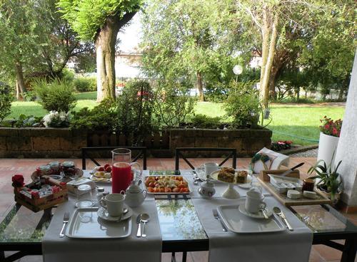 La colazione di CASA MORETTO