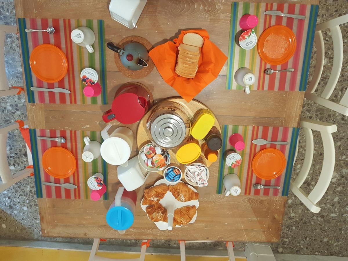 La colazione di PLATAMON