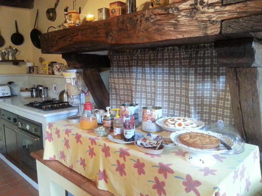 La colazione di ANTICA CASA NALDI