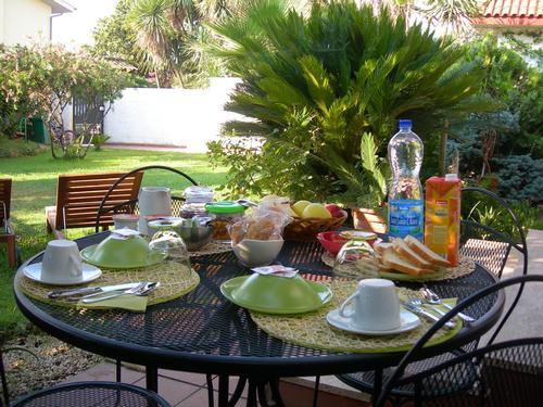 La colazione di NOTTI ROMANE