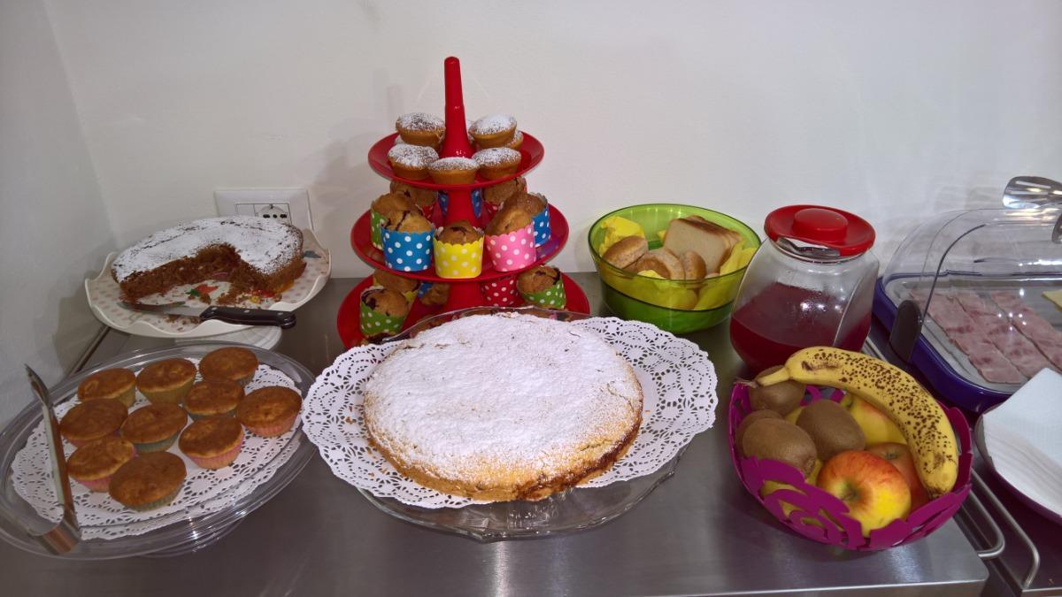 La colazione di ARCOBALENO