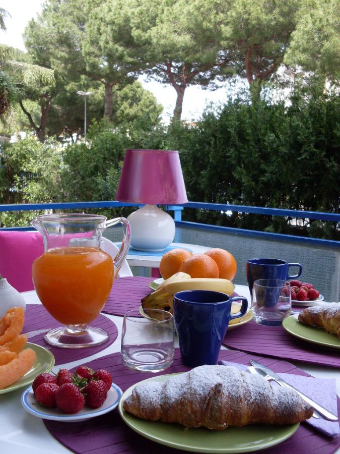 La colazione di VOLVER