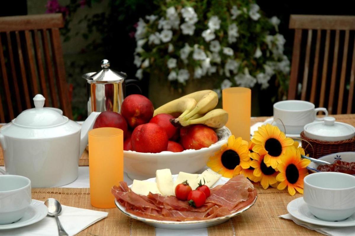 La colazione di B&B L'ANTICO CAMINO