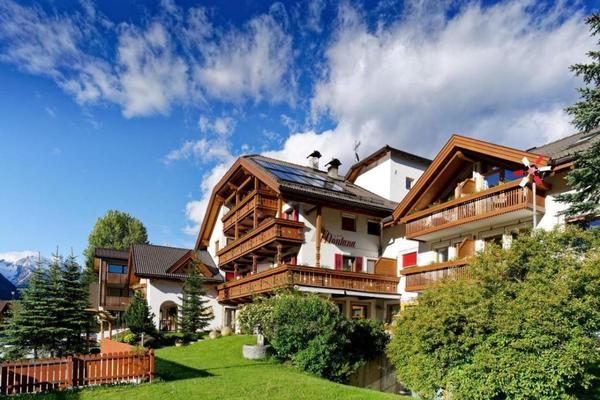 Appartamenti Residence Montana Rasun Di Sopra