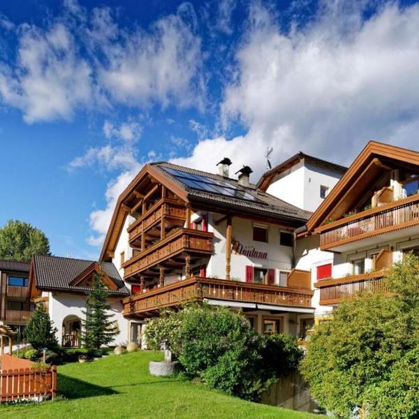 appartamenti residence montana ***
