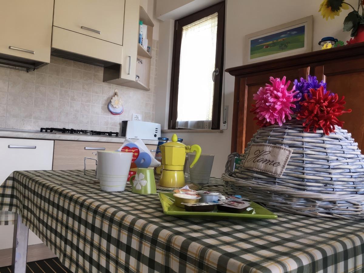 La colazione di B&B ALEXANDER