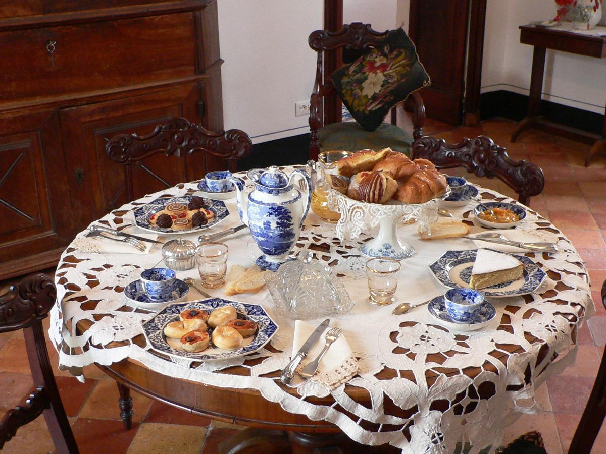 La colazione di DOMO DE ASTE