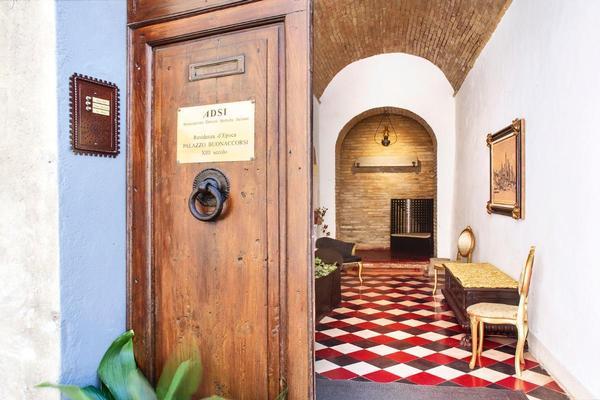 palazzo buonaccorsi residenza d'epoca