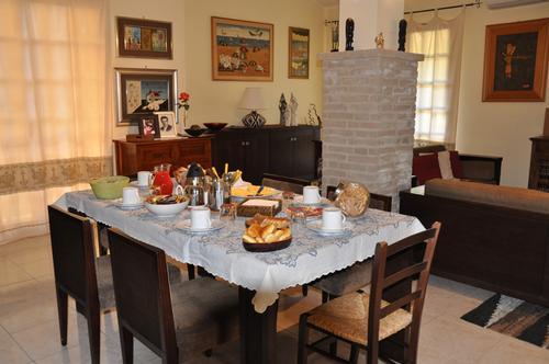 La colazione di I GERANI