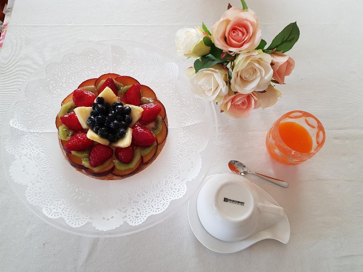 La colazione di B&B ORI VILLA ORIANA