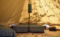 Tenda Glamping
