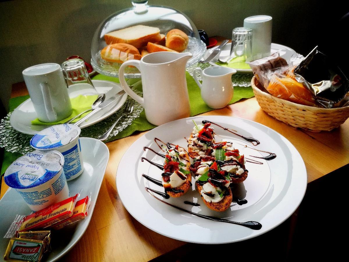 La colazione di ABBRACCIA MORFEO