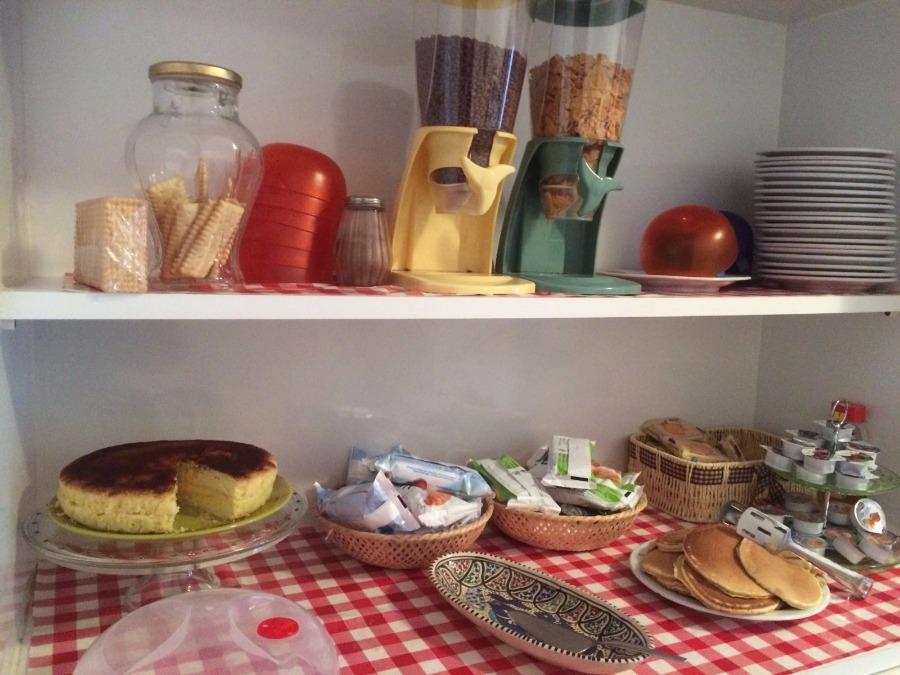 La colazione di CAMERE DA ELISA