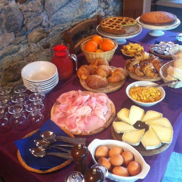 La colazione di CA' DAL CROS