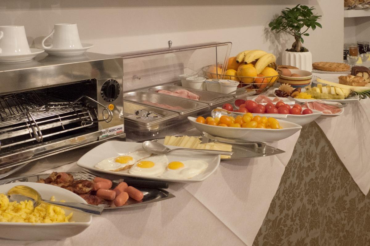 La colazione di RELAIS STIBBERT