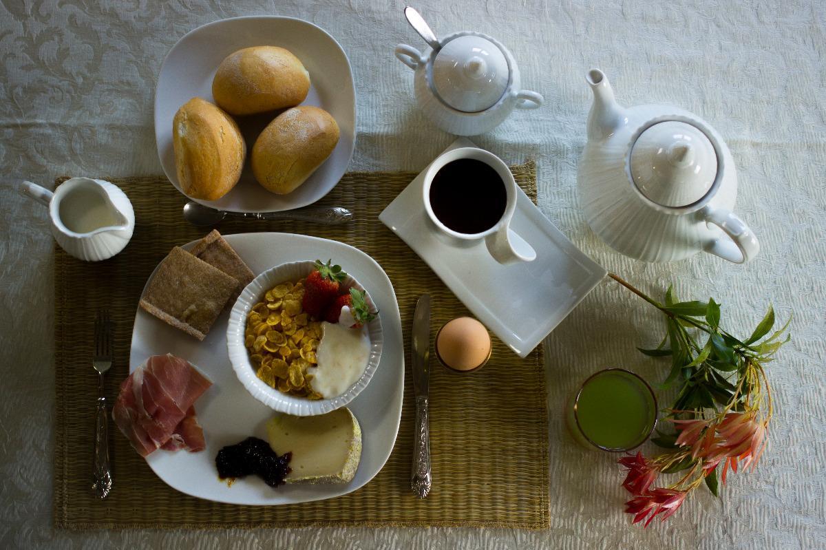 La colazione di B&B LA PESCIA