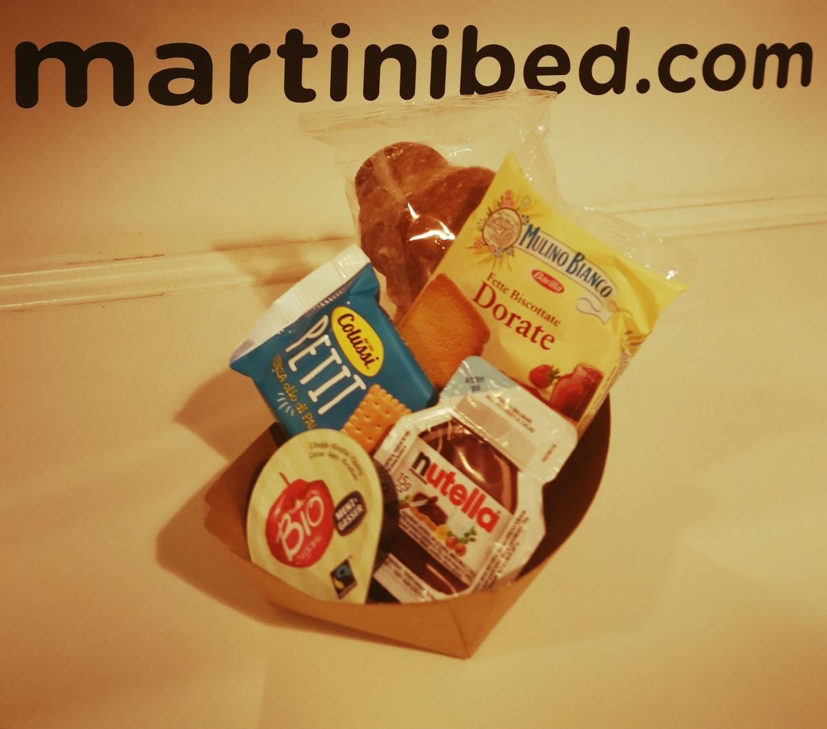 La colazione di MARTINI BED