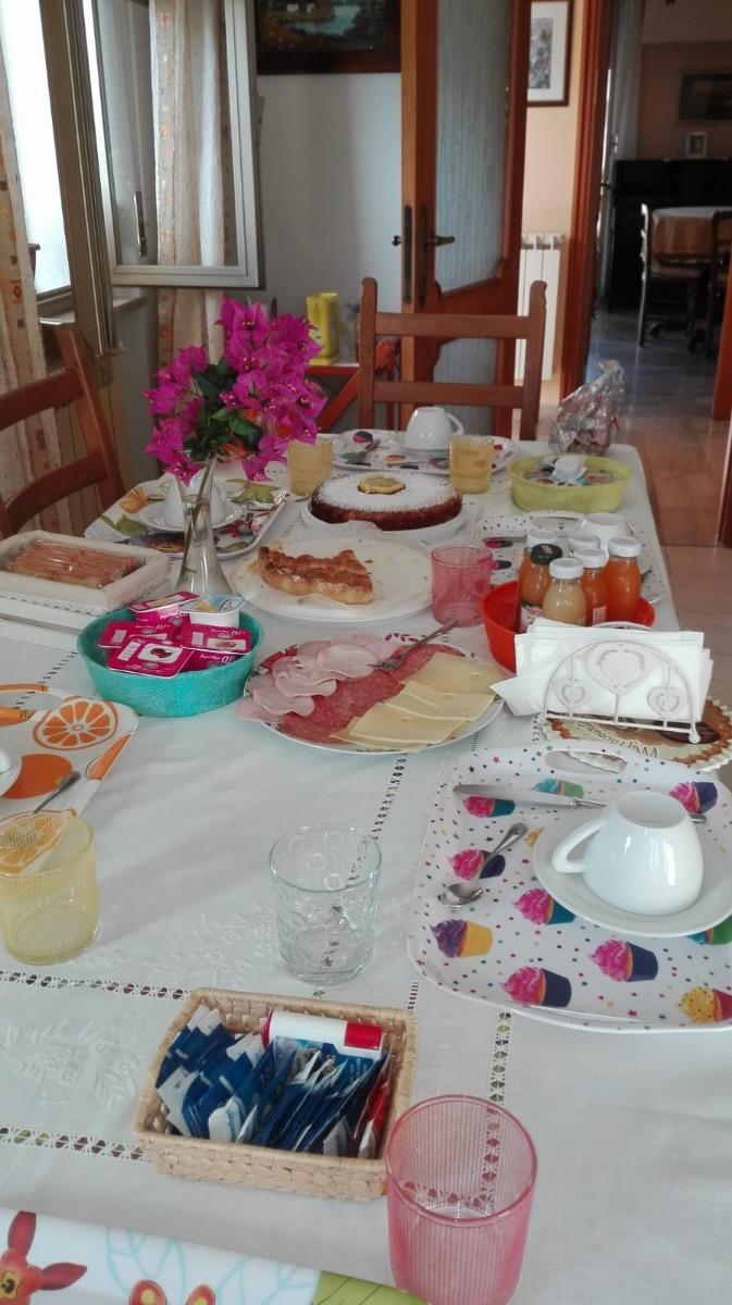 La colazione di IL CAVALLUCCIO MARINO