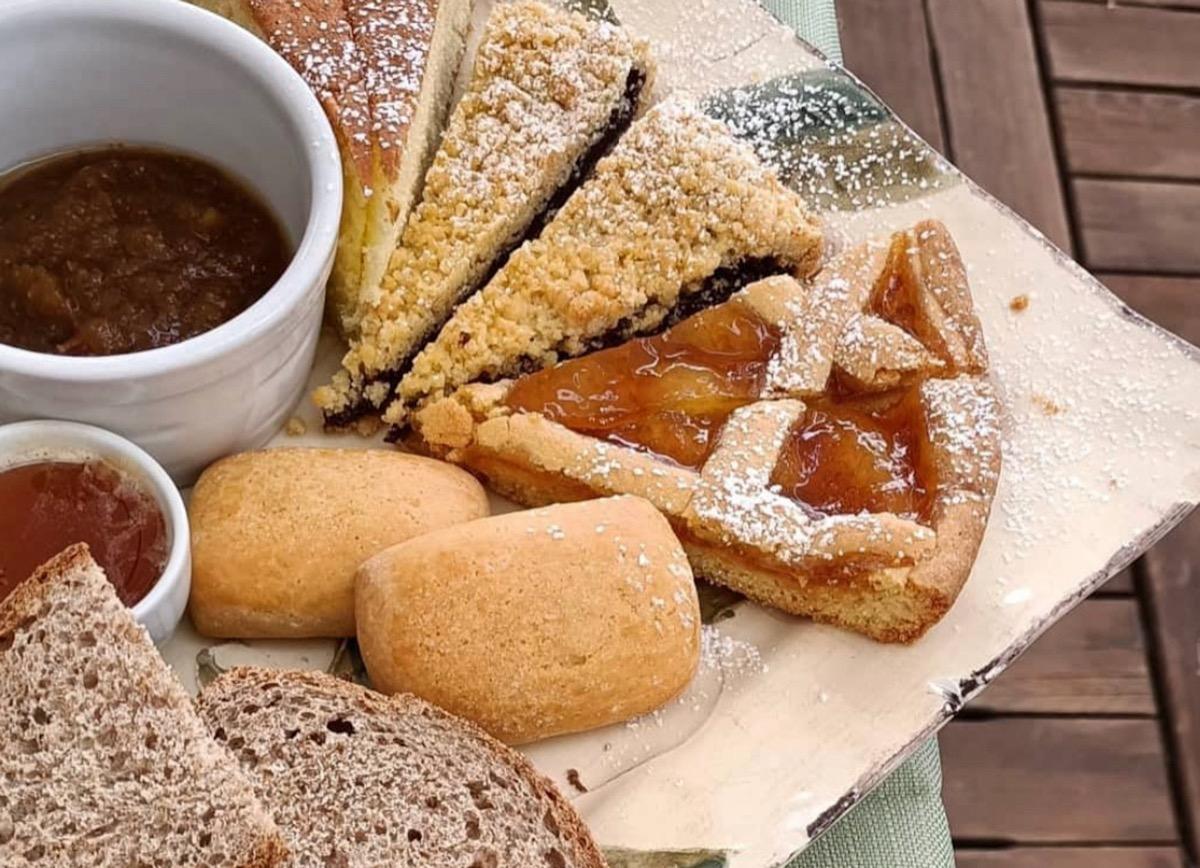 La colazione di LOCANDA DEL VIANDANTE