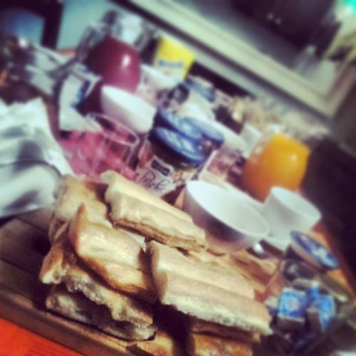 La colazione di B&B IL MAGO