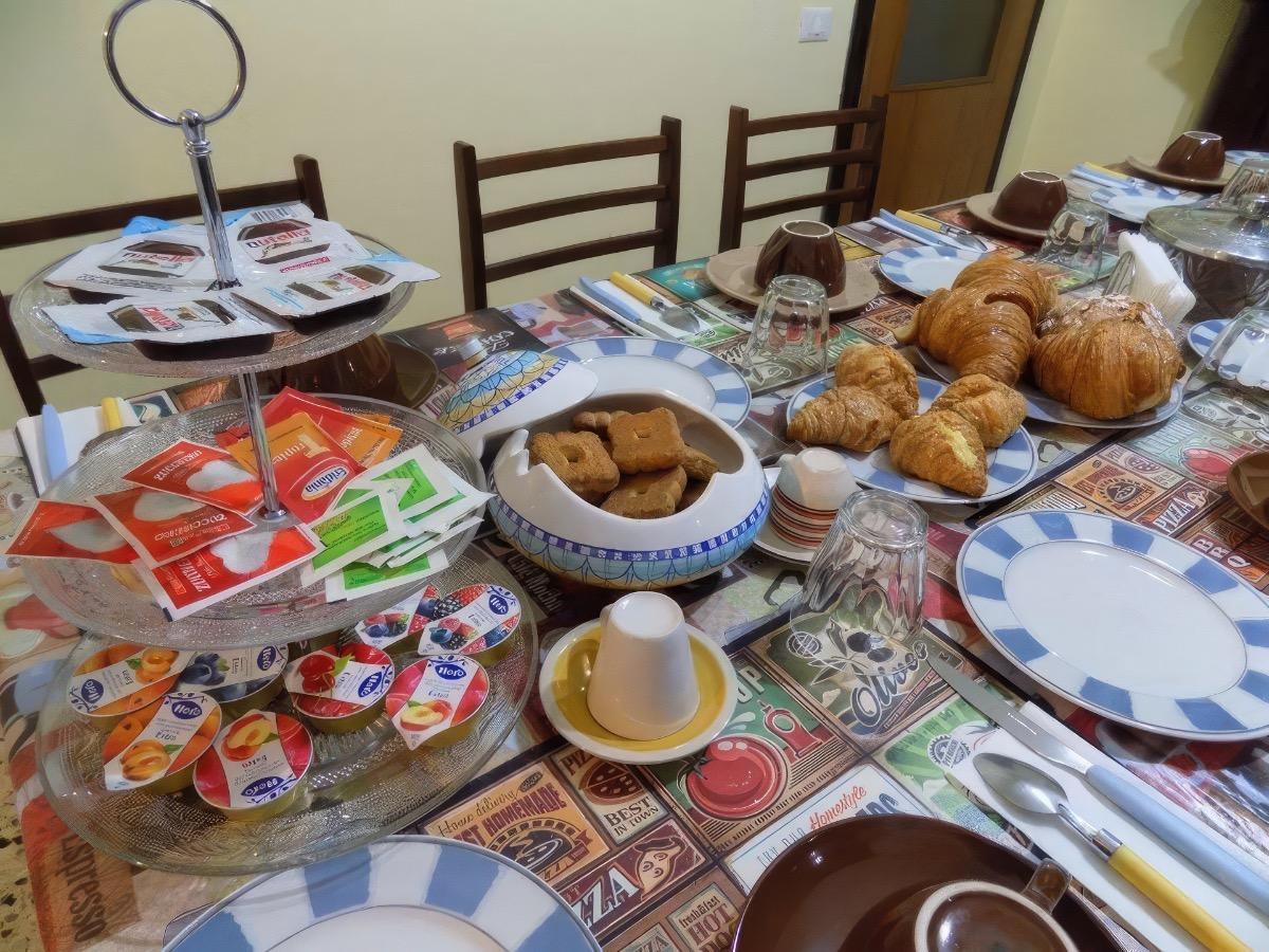 La colazione di B&B FALCONE