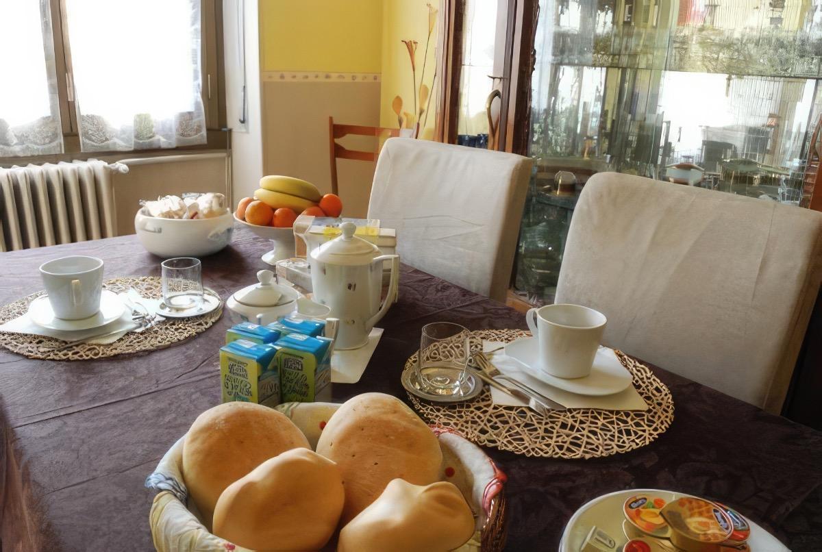 La colazione di B&B D'ÉCO MILANO