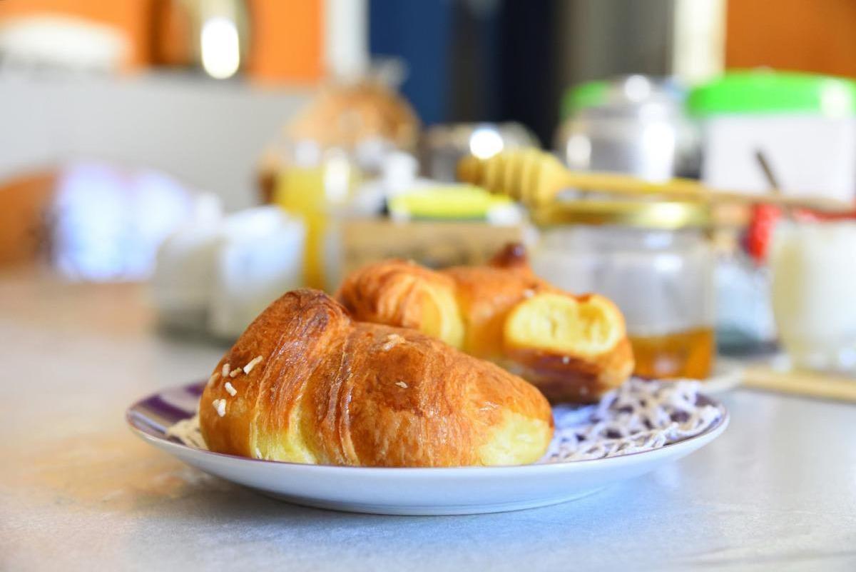 La colazione di B&B LEONARDO'S ROOMS