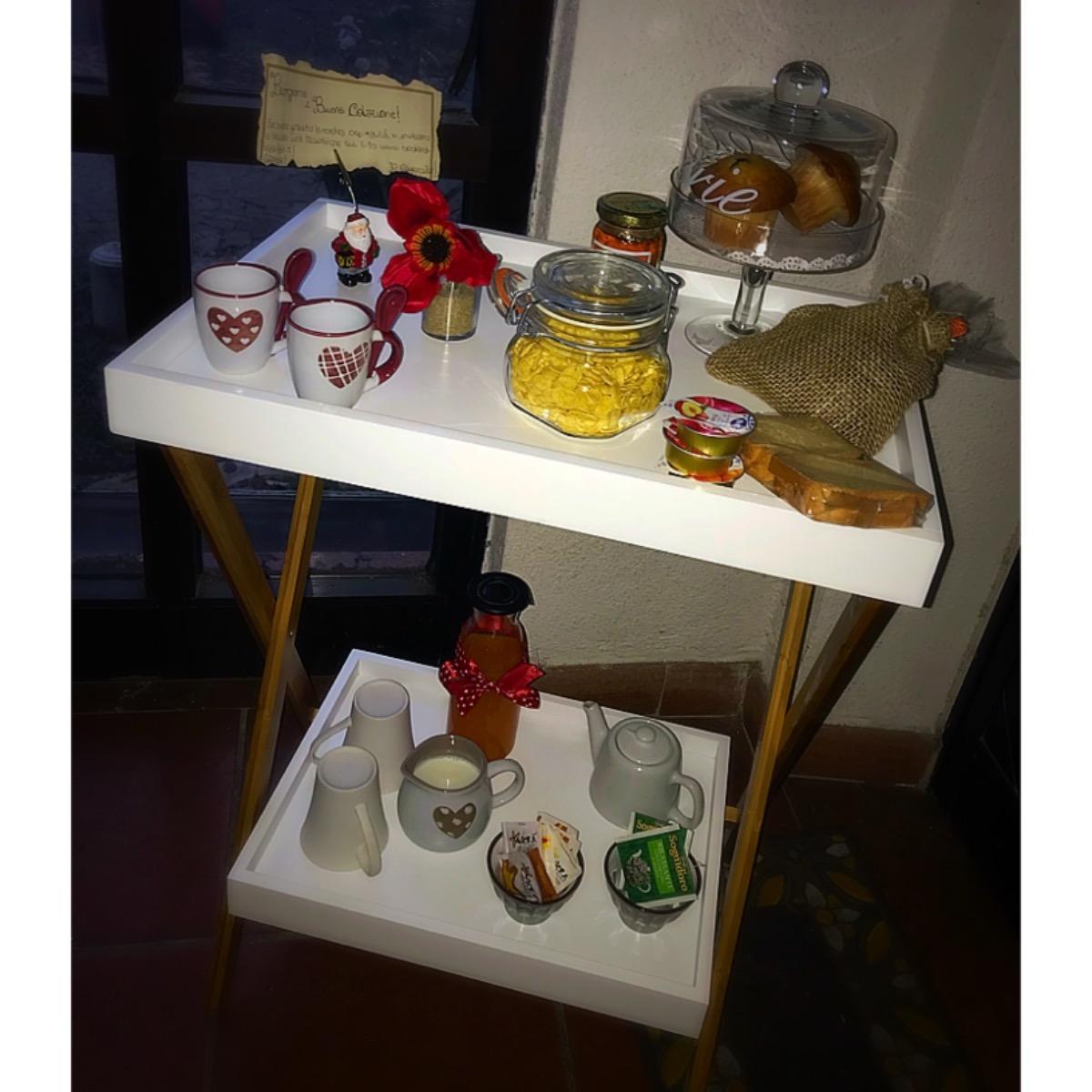 La colazione di IL QUERCETO