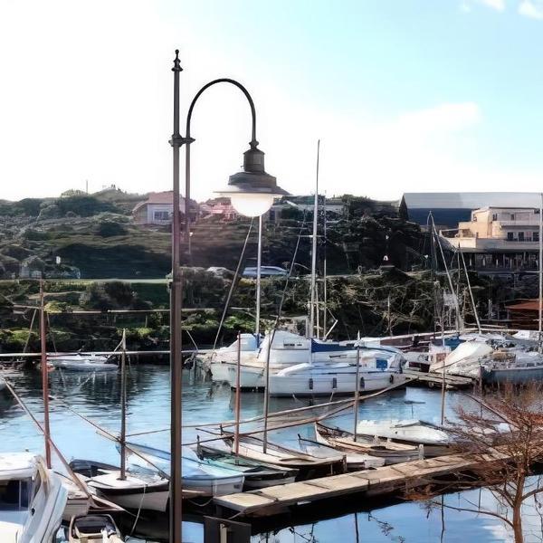 domo sul porto