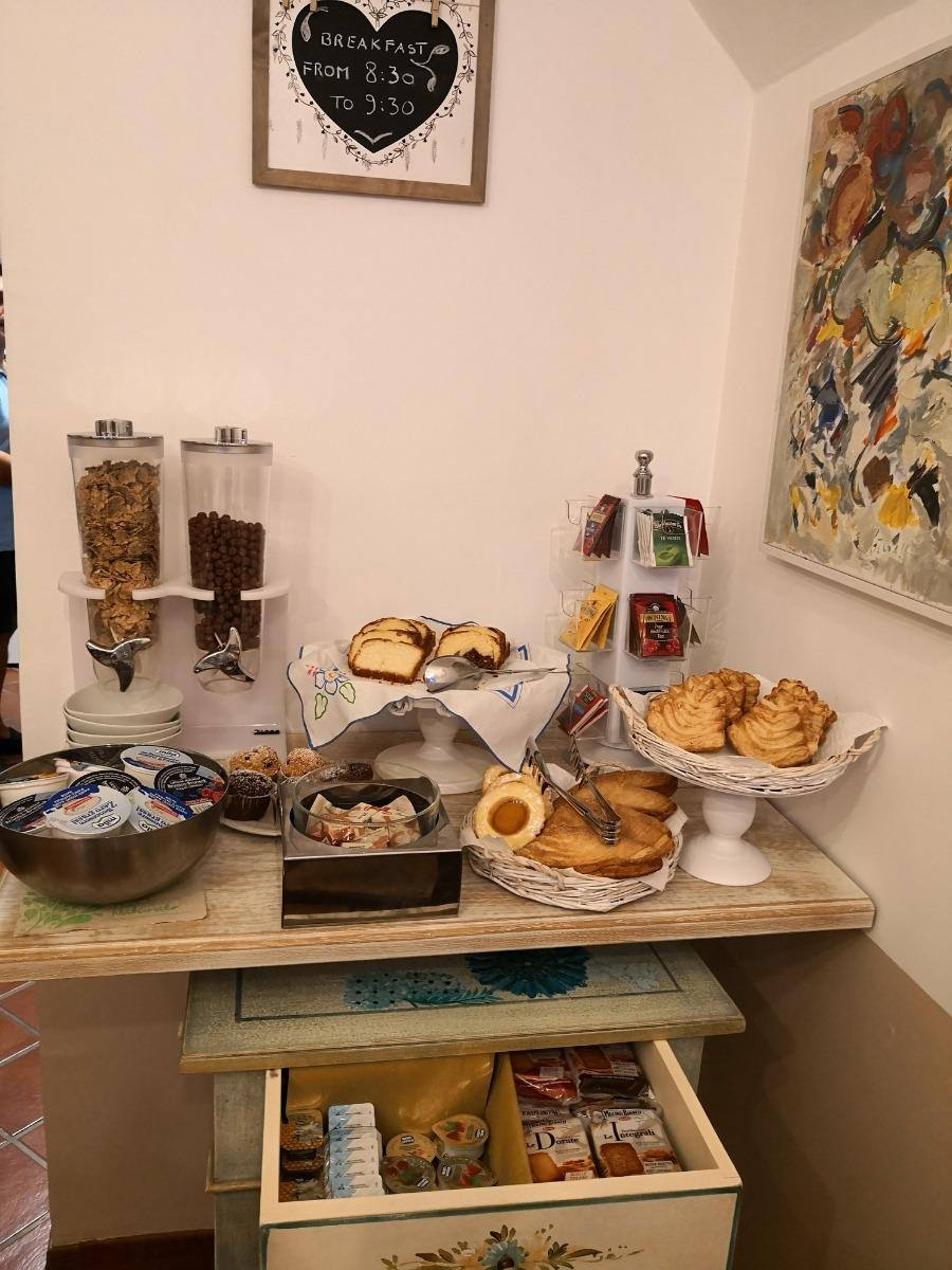 La colazione di IL TORRIONE
