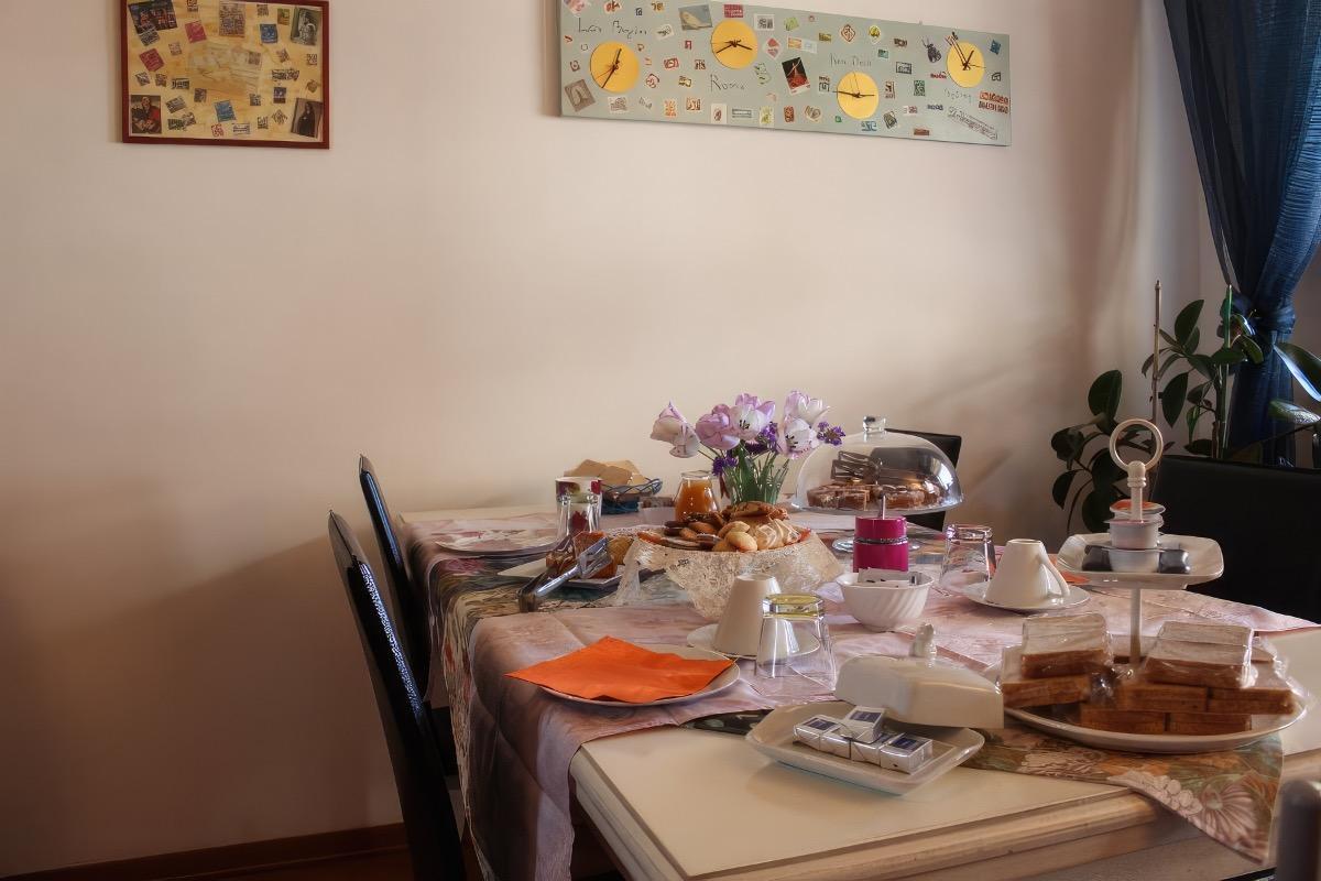 La colazione di A CASA TUA B&B