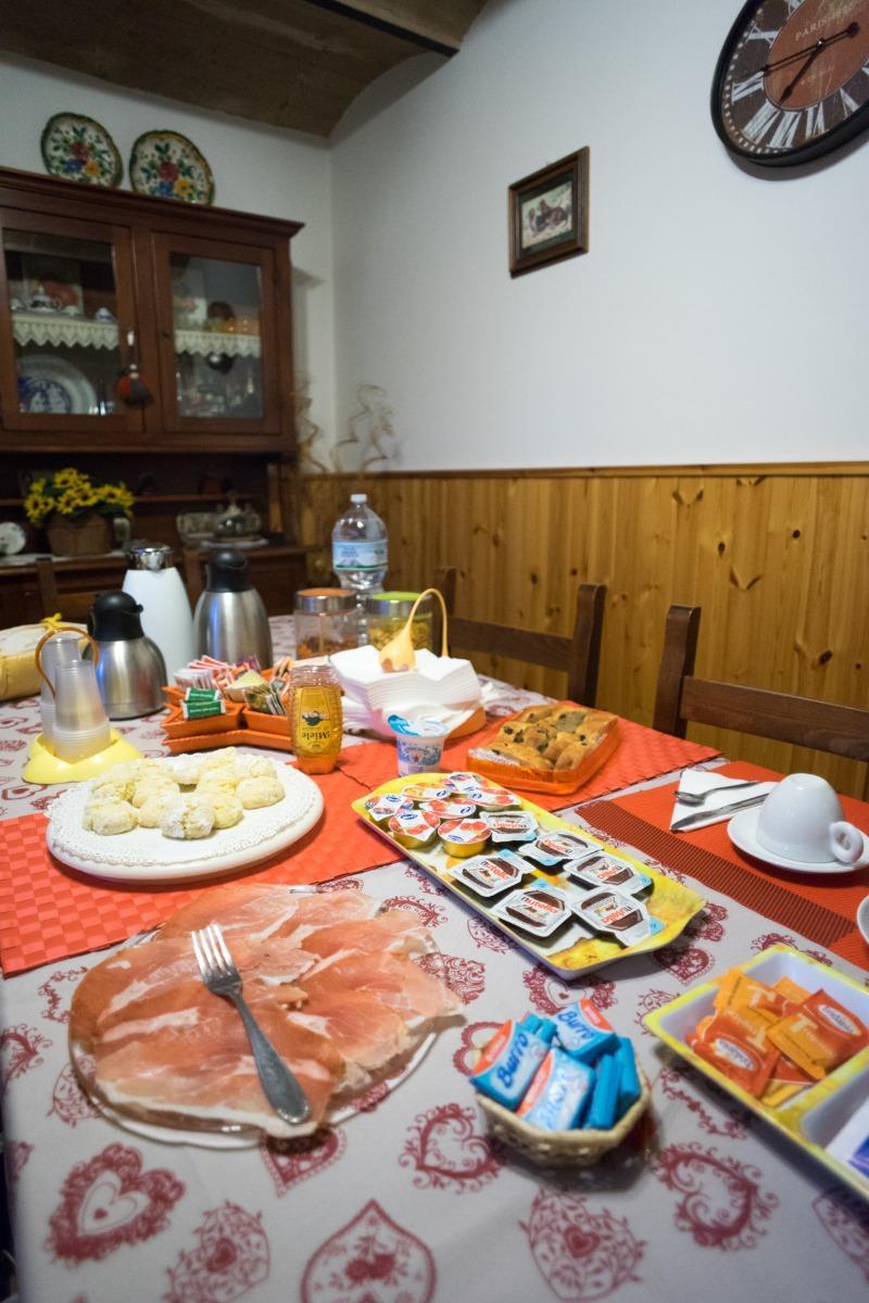 La colazione di MISGHECCHINO