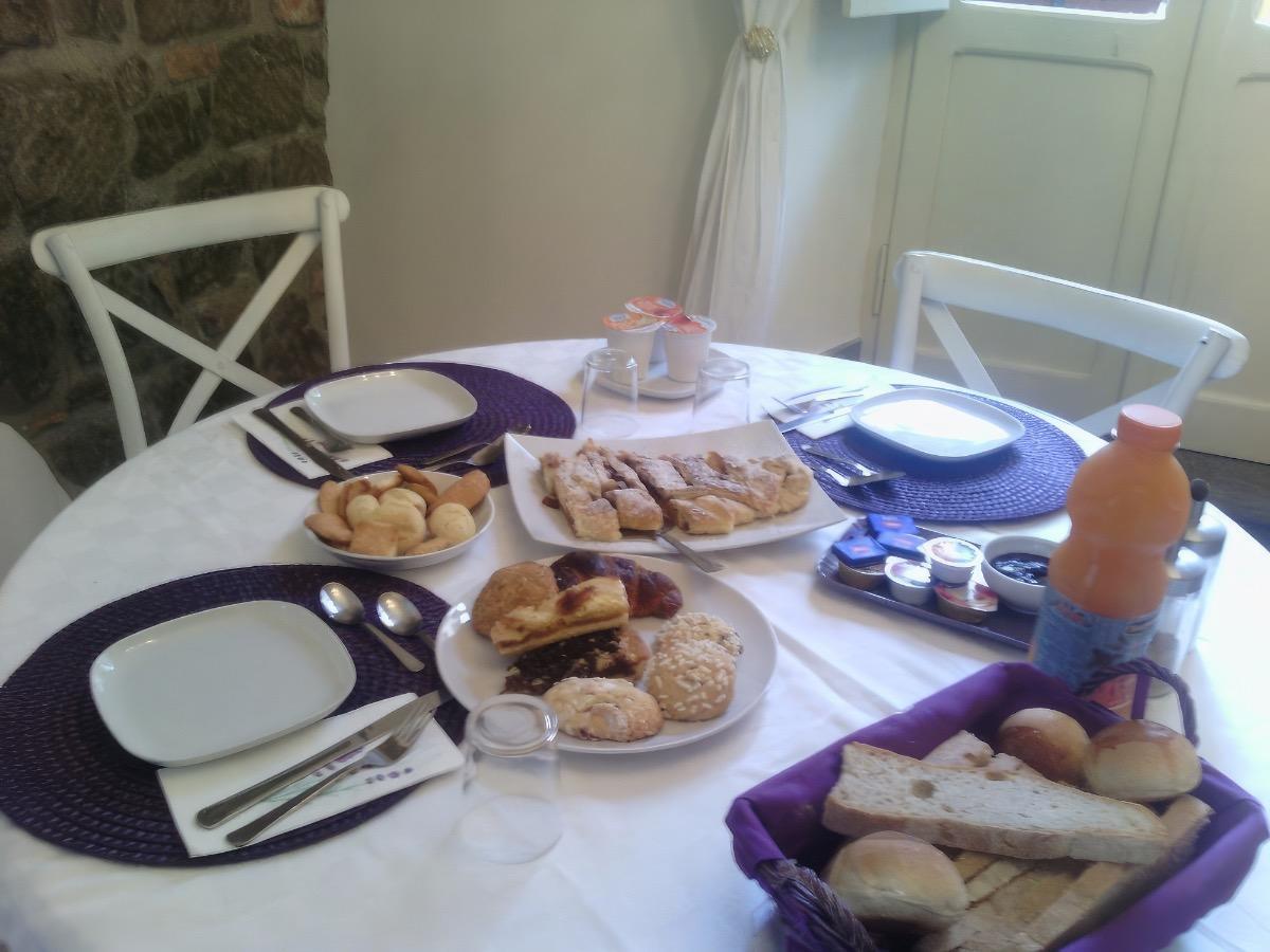 La colazione di VITERBO ANTICA