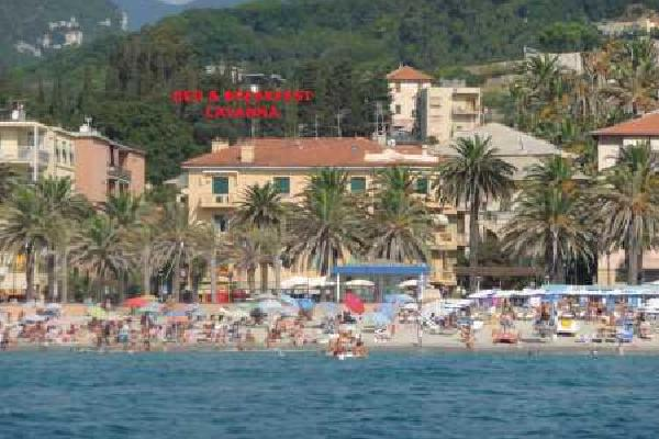 B&B Cavanna Finale Ligure - en