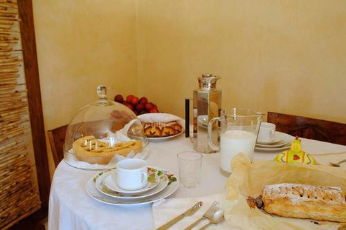La colazione di B&B AI BALCONI