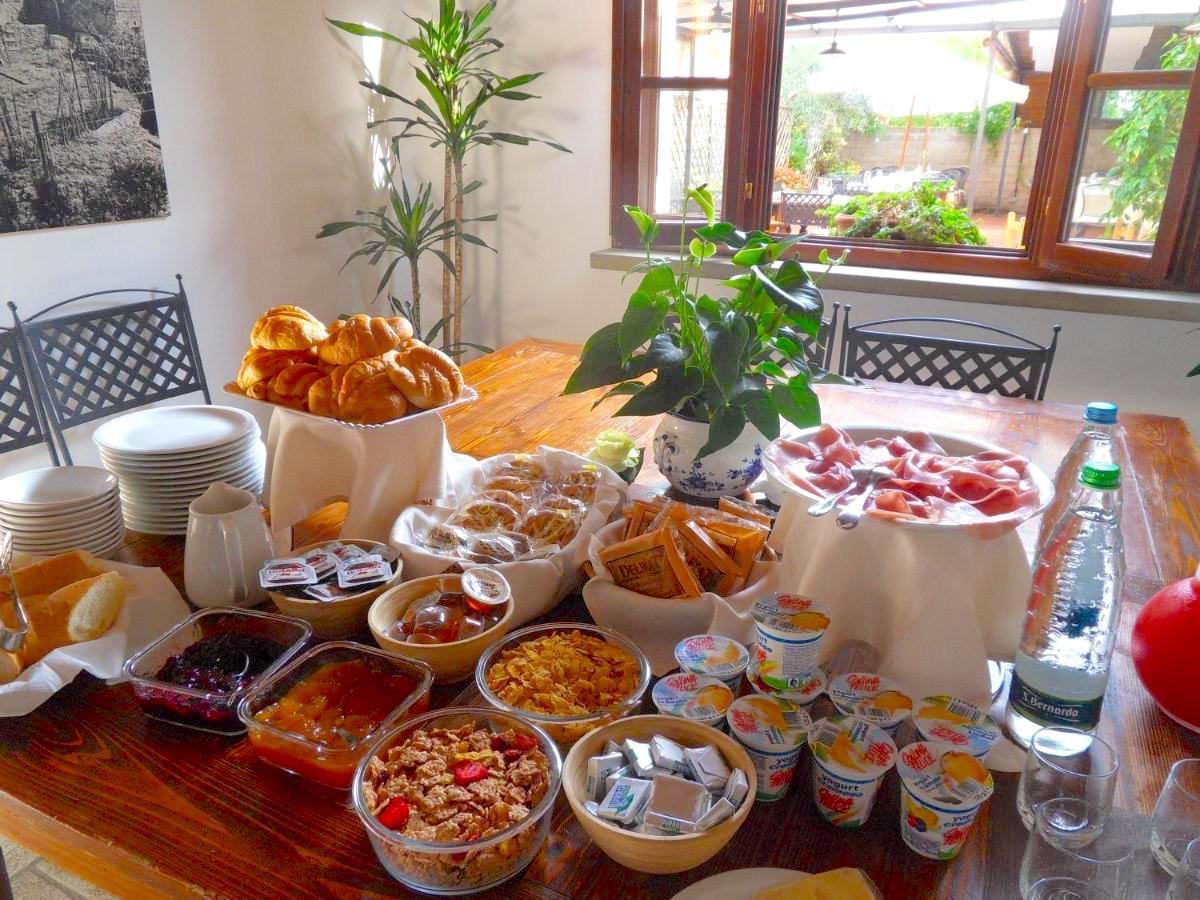 La colazione di FATTORIA LA STECCAIA